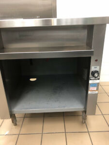 Hot Table Steamer 30x32