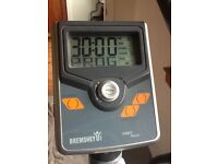 Cross trainer in good working order