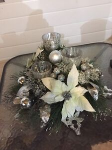 Large 3 Tiered Candle table centre piece
