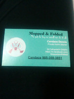 Home cleaners with availability!