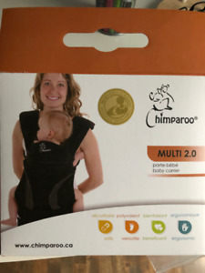 Porte-bébé Chimparoo multi 2.0