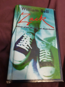 Zack Book by William Bell