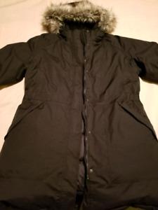 Womens North Face long jacket