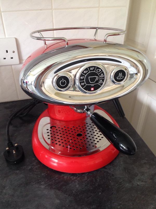 francis francis x7 espresso machine