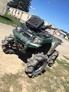 2009 brute force 750i monster, trade?