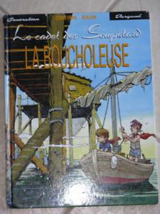 BD La boucholeuseT.02 - Le cadet des Soupetard, 1994