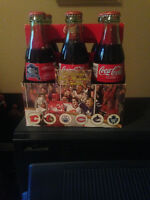 coca cola 6 pack hockey nhl
