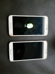 2 Samsung Galaxy S5 for sale
