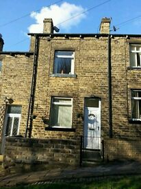 2 Bedroom House to let. Siddal, Halifax £450 per month