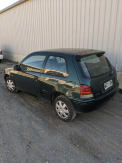 Toyota Starlet - cheap and reliable ! Hallett Cove Marion Area Preview