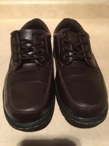 Men's Hunters Bay Leather Shoes Size 10 London Ontario image 4