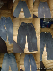 Boys 4t Jeans & Track Pants All for $20