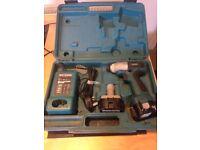 Makita impact screwdriver