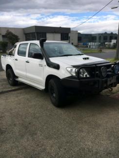 Toyota Hilux 2011 SR 4×4 RWC&REGO Craigieburn Hume Area Preview