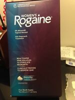 NEW Rogaine for Women 5% Minoxidil