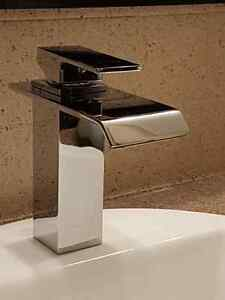Chrome Waterfall Faucet-Single Handle London Ontario image 1