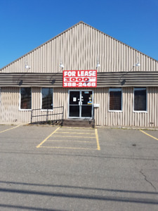 Store Front 3000 sf for Lease