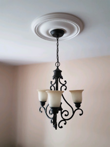 Stylish ceiling light
