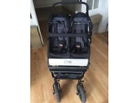 Mountain Buggy Duet 2014 excellent condition
