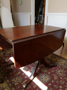 Duncan Phyfe Antique Table