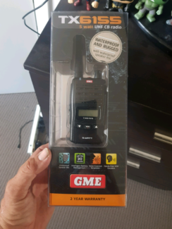 Gme handheld radio South Maitland Maitland Area Preview