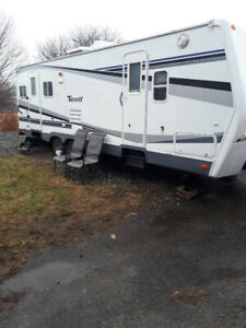 29ft Terry Camper for Sale.  Good condition. 2007 .