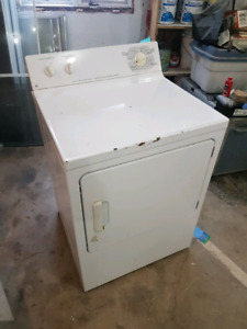 GE Dryer $20