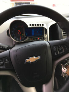 2014 Chev Sonic LT For Sale
