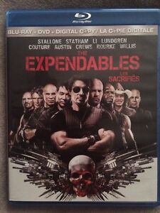 The Expendables Blu-ray  Cambridge Kitchener Area image 1