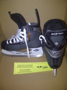 Patin junior Easton NEUF incl.1 aiguisage.Seul 90$ (valeur +120$