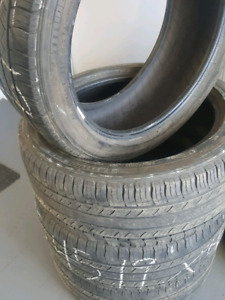 """19"""" michelin tires - USED - for sale"""