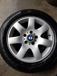 BMW OEM Mags - Very good condition - 16 inch - set of 4