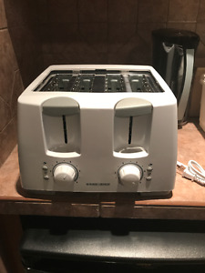 Black and Decker Toaster for Sale - $10
