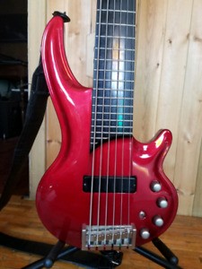 Cort Curbow 6 String Bass For Sale