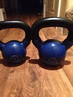 Kettlebell weights