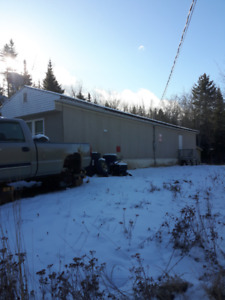 Trailer for Rent on a Quiet Wooded Lot