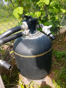 Sand filter for sale