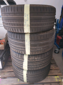 285 45 R20 tyres