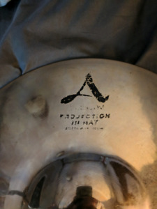 "Zildian 14"" A custom projection hi-hats"