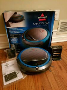 Bissell SmartClean 1974E - robotic vacuum - like new