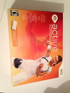 Wii active fit system