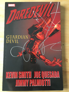 Daredevil: Guardian Devil comic book/trade paperback
