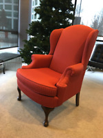 Luxury accent Chair