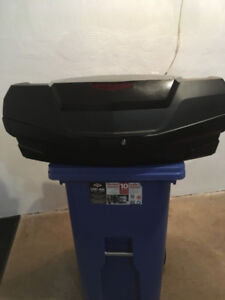 Line 32 Gal Trunk Box for Can-am Outlander Max Model