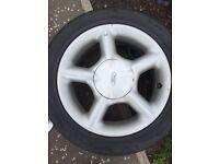 Ford escort gti alloy wheels