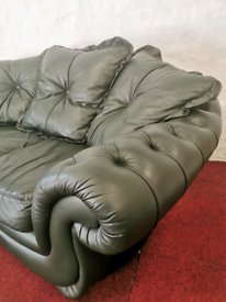 Chesterfield 2 seater sofa 6ft Local Delivery Available