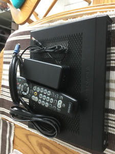 Shaw HD Receiver and remote for sale