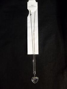 Chaine et pendantif stainless steel neuve