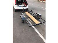 2/3 bike or quad trailer