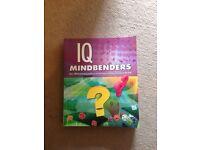 IQ mind benders book